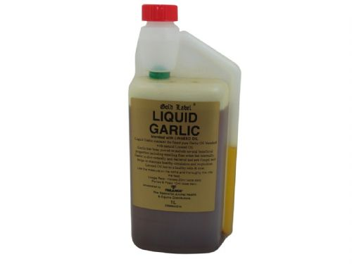 Gold Label - Liquid Garlic - 1Litre -